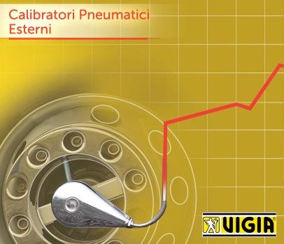 Calibratori pneumatici esterni Vigia