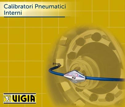 Calibratori pneumatici interni Vigia