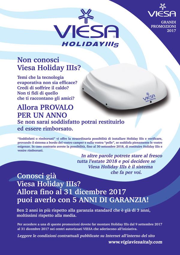 Viesa Holiday IIIs