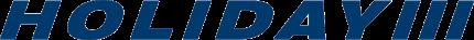 Logo Holiday III